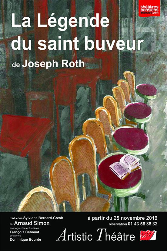 Saint buveur AFFICHE